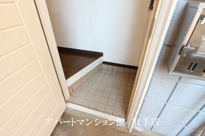 【玄関】サンモールMⅡ