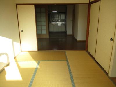 【寝室】鈴栄第3ビル
