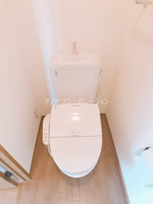 【トイレ】サンハイム1棟