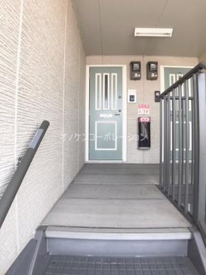【玄関】サンハイム1棟