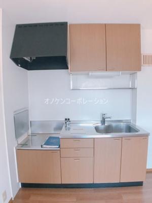【キッチン】サンハイム1棟
