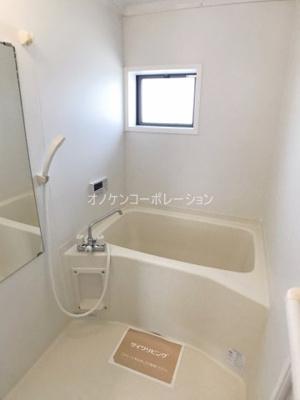【浴室】サンハイム1棟