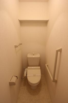 【トイレ】ブランズ開 B棟