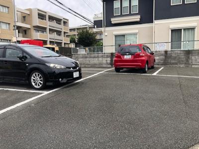 【外観】花屋敷水元駐車場