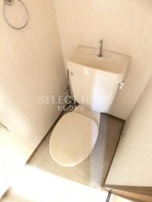 【トイレ】ドエルマルシェE