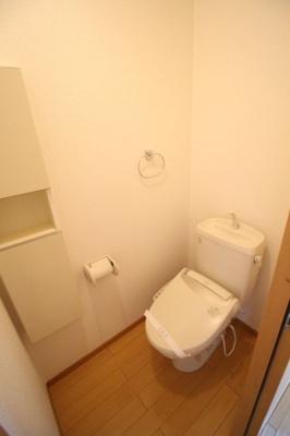 【トイレ】グランシャリオB棟
