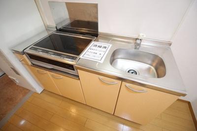 【キッチン】グランシャリオB棟