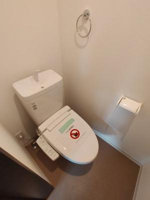 【トイレ】リベルタ布施