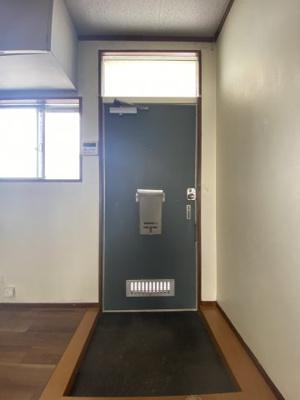 【玄関】コーポ吉田