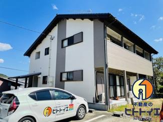 【外観】西江コーポ4