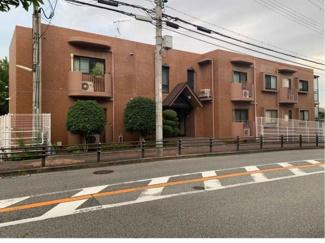 【外観】◆「川西能勢口」駅~徒歩9分◆ユニヴェール花屋敷壱号館♪
