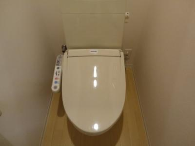 【トイレ】ラミエール東石井