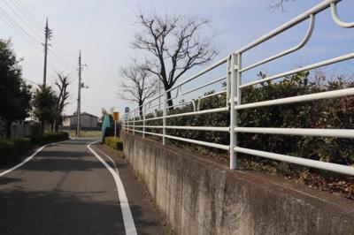 【前面道路含む現地写真】カーテンプレゼントキャンペーン実施中♪前橋市女屋町新築一戸建て