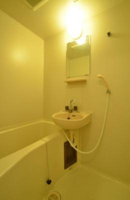 浴室です!