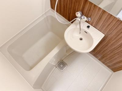 【浴室】グラースビ若林