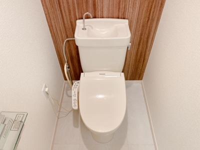 【トイレ】グラースビ若林