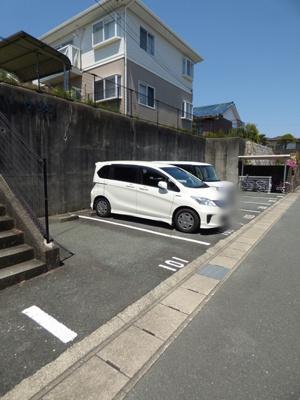 【駐車場】コリーナ蜆塚B