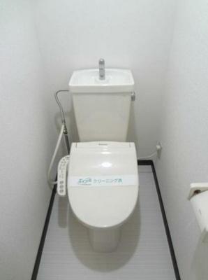 【トイレ】セントラルパークハイツ
