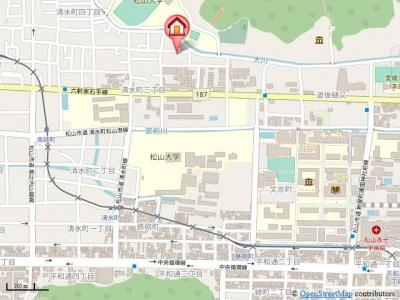 【地図】ピューロアクア