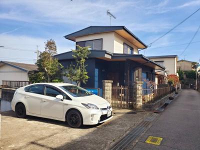 【外観】神戸市西区高雄台 中古戸建