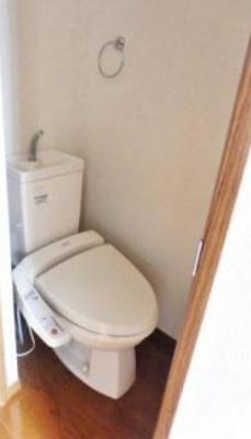 【トイレ】アーバンプレイス高田馬場4