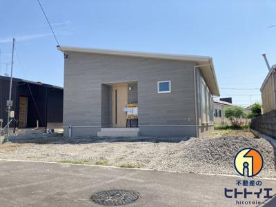 【外観】八女市本村新築住宅