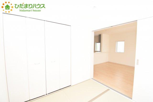 【和室】鴻巣市滝馬室 新築一戸建て リーブルガーデン 01