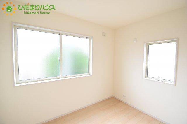 【洋室】鴻巣市滝馬室 新築一戸建て リーブルガーデン 01