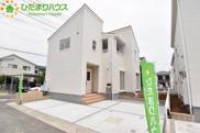 鴻巣市滝馬室 新築一戸建て リーブルガーデン 01の画像