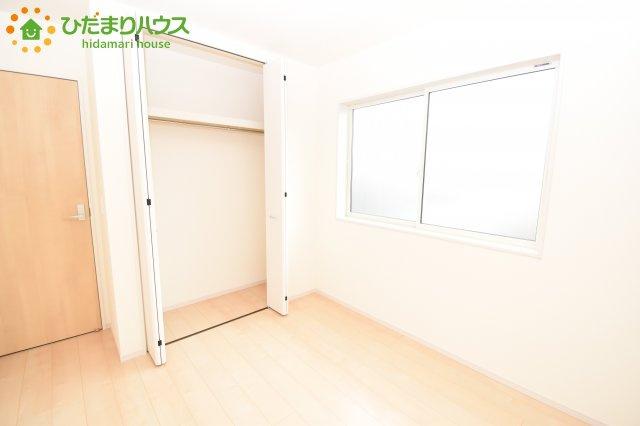 【収納】鴻巣市滝馬室 新築一戸建て リーブルガーデン 01