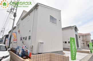 駐車2台置けて、JR高崎線(鴻巣駅)まで徒歩7分の立地(^^♪