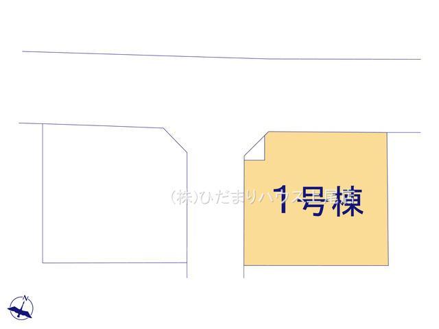 【区画図】鴻巣市滝馬室 新築一戸建て リーブルガーデン 01