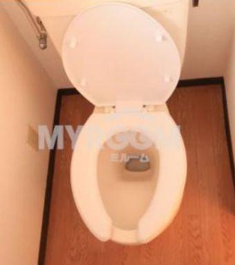 【トイレ】ウィスタリアDC