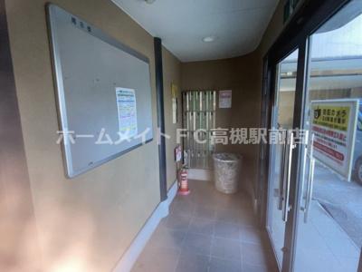 【その他共用部分】アンフィニィ・松ヶ丘