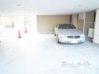 【駐車場】アンフィニィ・松ヶ丘