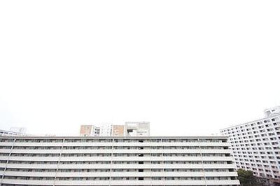 西大島ビューハイツ、9階建ての8階部分のご紹介です