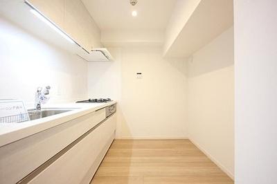 機能的で使いやすいシステムキッチンで、お料理を楽しめます
