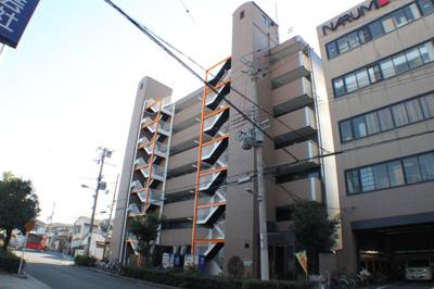 【外観】ツインコート平野2番館(事務所)