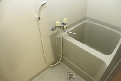 【浴室】ツインコート平野2番館(事務所)