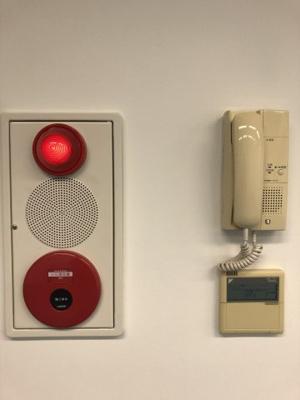 非常設備・インターフォン