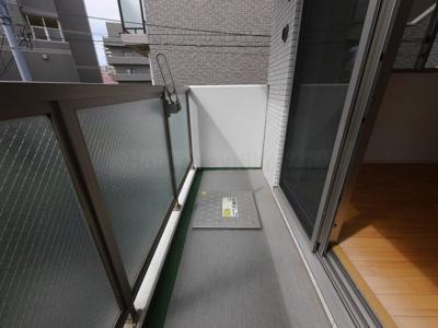 【バルコニー】Cube川名