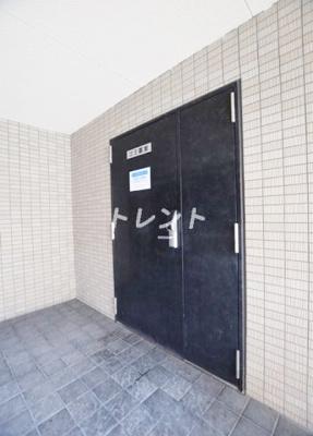【設備】トーシンフェニックス江戸川橋