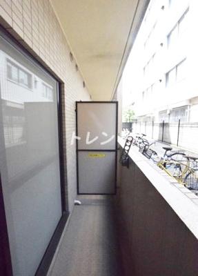 【バルコニー】トーシンフェニックス江戸川橋