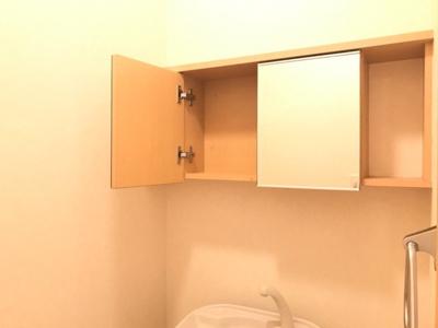 トイレ内収納
