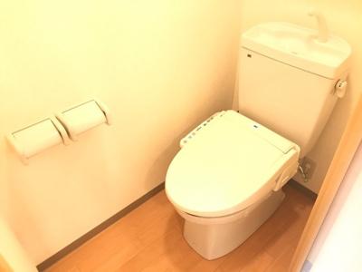 【トイレ】サンシャイン生山