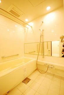 【浴室】パークハウス目黒東山