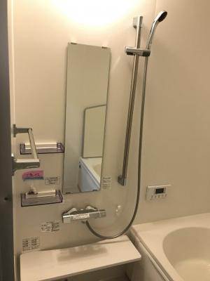 【浴室】大津市下阪本4丁目2-35 新築分譲
