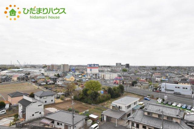 【展望】鴻巣市三ツ木 中古マンション チサンマンション北鴻巣
