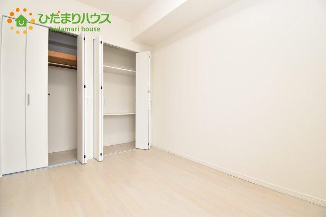 【収納】チサンマンション北鴻巣