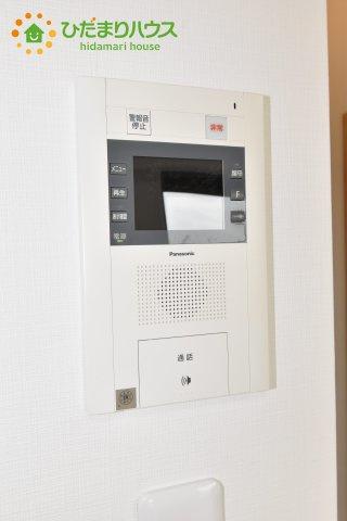 【セキュリティ】鴻巣市三ツ木 中古マンション チサンマンション北鴻巣